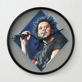 JCole Wall Clock