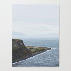Iceland XII Canvas Print