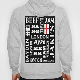 London Slang Hoody