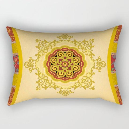Mooncake Wrap Rectangular Pillow