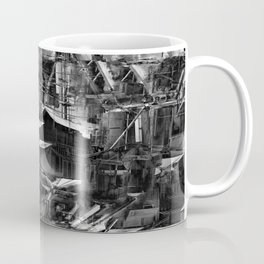 Post-Modern Industrial Complex:  The Art of Regressing Coffee Mug