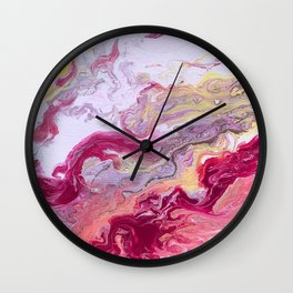 rachel. Wall Clock