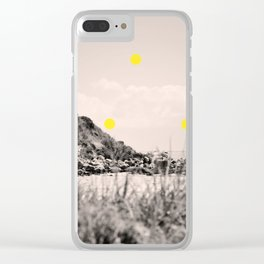 Island Clear iPhone Case