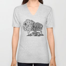 Love is a Dream Unisex V-Neck
