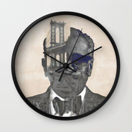 Marty NYC Wall Clock