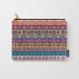 Fair Isle Knitting (Lidiya) Carry-All Pouch