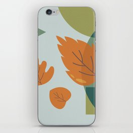 The Leaves iPhone Skin