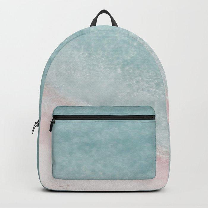 beach family love Backpack