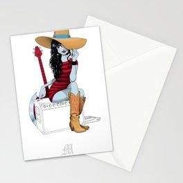 Pardoart's Alphabet - M Stationery Cards