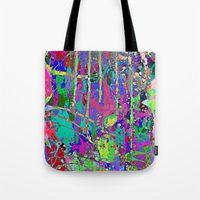 boyfriend Tote Bags featuring boyfriend by ChristyVegas