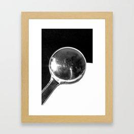 Lever Framed Art Print