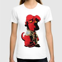 daenerys T-shirts featuring The Hero From Hell by bimorecreative
