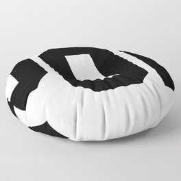 PORtland Floor Pillow