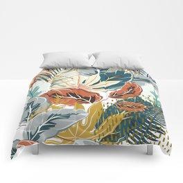 Tropical Wild Jungle Comforters