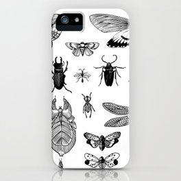 Bug Board iPhone Case