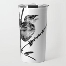 Sedge Wren Travel Mug