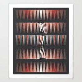 Id II Art Print