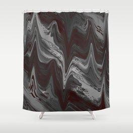 Ominous Feelings Shower Curtain