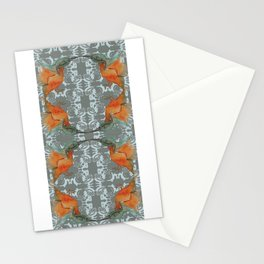 The Kingfisher - Original Colour  Stationery Cards