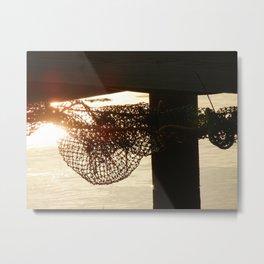 All tangled up Metal Print