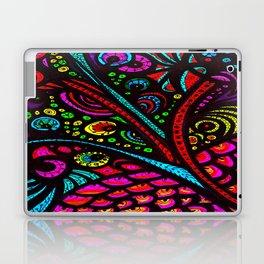 fertile floral Laptop & iPad Skin