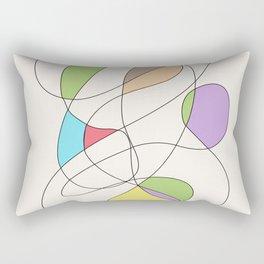Sketch #15 Rectangular Pillow