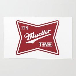 mueller time Rug