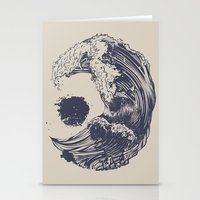 dope Stationery Cards featuring Swell by Huebucket