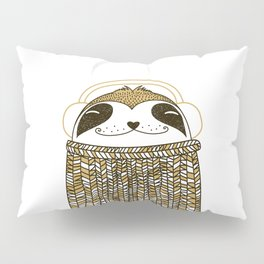 Live slow :) Pillow Sham
