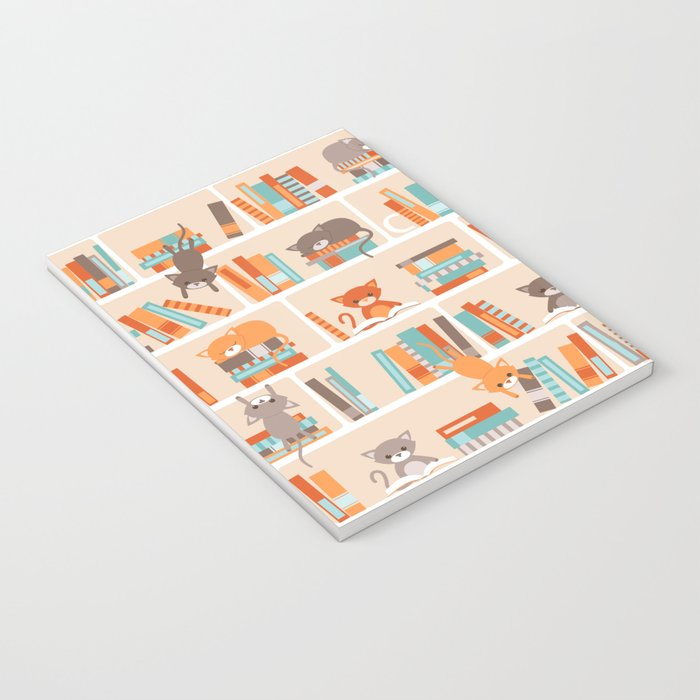 Library cats Notebook