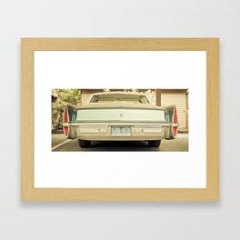 famous Framed Art Print