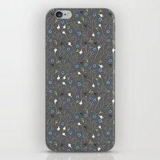 Florcitas iPhone & iPod Skin