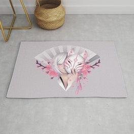 Pink Manga Rug