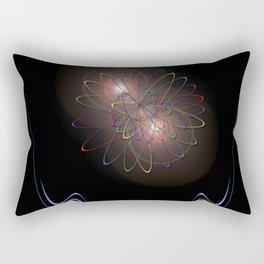 Magical Light and Energy 10 Rectangular Pillow