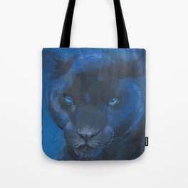 black panther Tote Bag