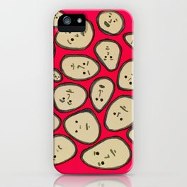 Circle of emotions iPhone Case
