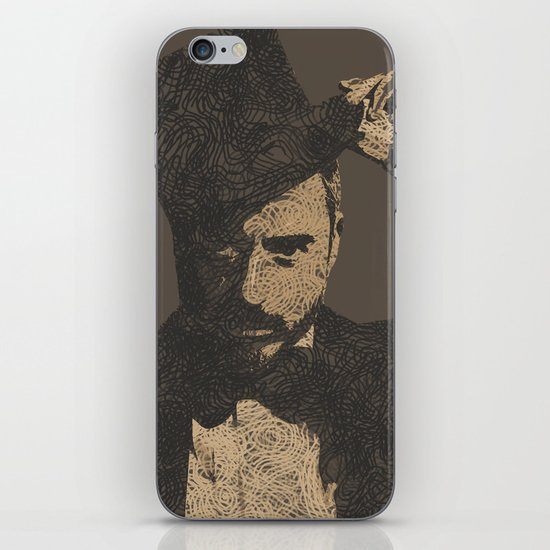 Mystery Unraveled  iPhone Skin