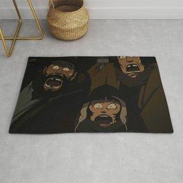 Tokyo Godfathers Rug