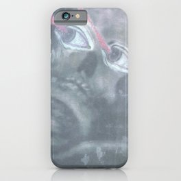 LASER EYES iPhone Case