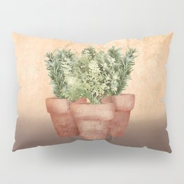 Rosemary and Thyme Pillow Sham