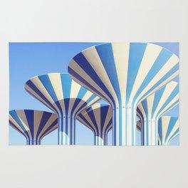 Kuwait Water Towers Rug
