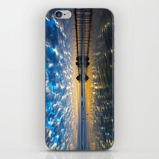 Huntington Beach Sunset   12/17/13   iPhone & iPod Skin