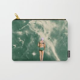 Space Olympics Carry-All Pouch