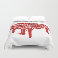 lyrics Duvet Covers featuring Piano lyrics by saralucasi