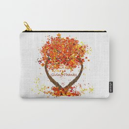 Giving Thanks Carry-All Pouch