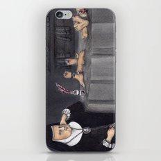 Juana de Asbaje iPhone & iPod Skin
