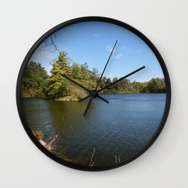 Sunny Day at Meyer's Wall Clock