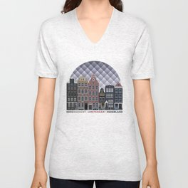 Herengracht Unisex V-Neck