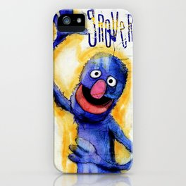 I Am Grover iPhone Case