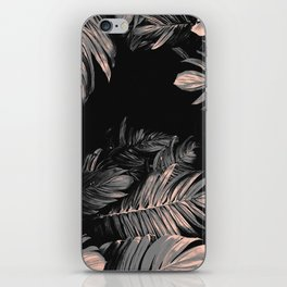 smooth leaves iPhone Skin